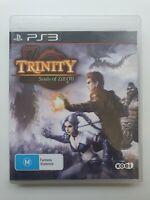Trinity: Souls of Zill O'll Sony PS3