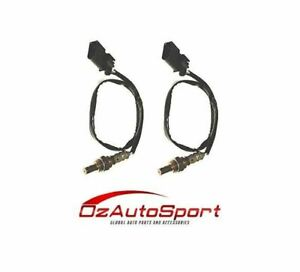 2 x Oxygen Sensor O2 For MG ZS ZT 2.5 - Vehicle Kit