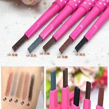 NEU 5 Farben Wasserfest Augenbrauenstift Augenbrauen Eyebrow Liner Pencil