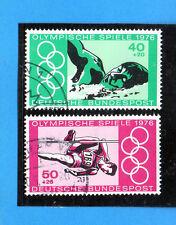 Alemania Federal Deportes Olimpiadas año 1976 (CL-767)