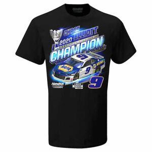 Chase Elliott #9 NAPA Championship 1 sided Shirt 2020 New Free Ship Instock