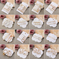 Tools Hair Accessories Barrette Pearl Hairclips Metal Hairpins Bobby Pin