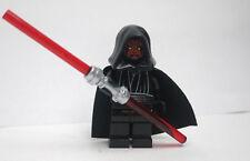 Darth Maul Sith Lord 7101 7151 7663 3340 Star Wars LEGO Minifigure Figure