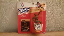 Rare 1988 Patrick Ewing Starting Lineup NIP New York Knicks Slam Dunk Peel Away