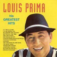 LOUIS PRIMA - GREATEST  CD NEU