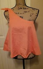 Womens TRAFALUC ZARA pink blouse shirt Size S small
