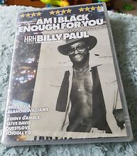 BILLY PAUL.DVD.NEW AND SEALED.
