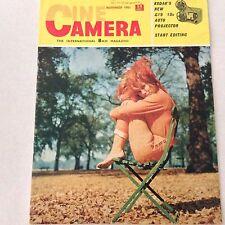 Cine Camera 8mm Magazine Baia & Sankyo November 1961 061517nonrh