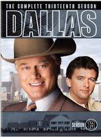 DALLAS - THE COMPLETE SEASON 13 (BOXSET) (DVD)
