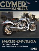 Harley-Davidson VRSC 2002-2017 Repair Manual