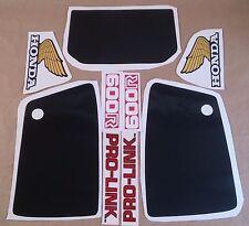 Stickers / Decal Honda XL600R - XLR 600 (1983)