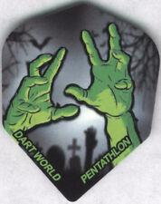 Frankenstein Goon Hands Dart Flights: 3 per set