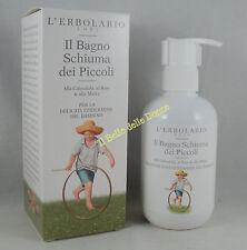 L'ERBOLARIO Das Badezimmer Schaum der klein 200 ml bambino empfindliche