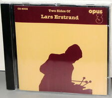 OPUS 3 CD 8302: Two Sides of Lars Erstrand - OOP 2002 SWEDEN AAD Factory SEALED