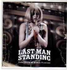(AY244) Last Man Standing, False Starts & Broken- DJ CD