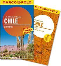 !! Chile Osterinsel 2014 mit Karte UNGELESEN Reiseführer Urlaub Marco Polo