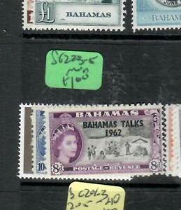 BAHAMAS (P0205B) QEII     SG 233-5         MOG