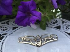 Large CELTIC Sterling Silver BROOCH by CARRICK Jeweller's.