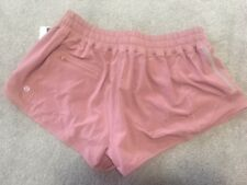 BNWT Lululemon Quicksand Hotty Hot Short  Size 12-- QUSD