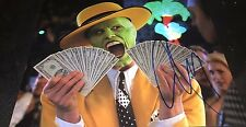 Jim Carrey The Mask Hand Signed 11x14 Photo Autographed w/COA Actor Proof