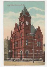Canada, Post Office Moncton N.B. Postcard #2, B136