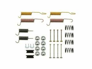 For 1967-1968 Plymouth GTX Drum Brake Hardware Kit Dorman 99755NY