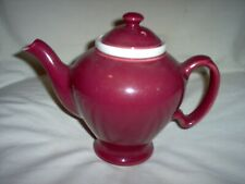 New listing McCrmick Tea Pot: w/Infuser Classic Red; In Exc. Or Mint Condition; See Details