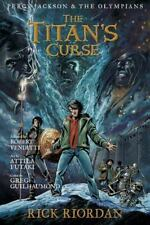 Percy Jackson & the Olympians: The Titan's Curse by Rick Riordan and Robert...