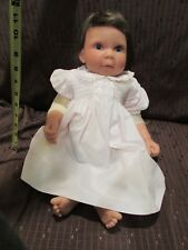 LEE MIDDLETON BABY DOLL REVA #032299(3) 1999 EXCELLENT COND