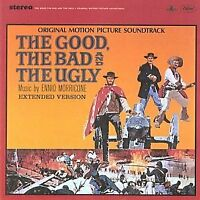 nnio Morricone - The Good, The Bad and The Ugly [CD]