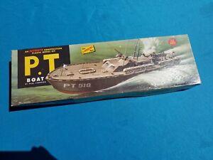 LINDBERG  PT- 518 Torpedo BOAT  Plastic Model Kit 1:32 Scale