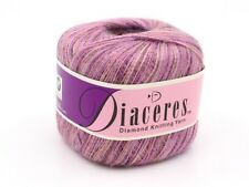 7 Balls of Diamond Diaceres Mohair Yarn #816