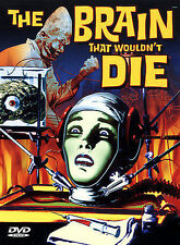The Brain That Wouldn't Die DVD, Marilyn Hanold, Virginia Leith, Anthony La Penn