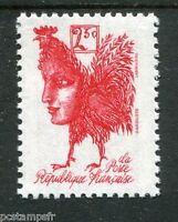 FRANCE 1992 timbre 2774, ART, OEUVRE DE GARROUSTE, neuf**