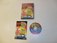 ps2 game spongebob squarepants the movie case disk manual complete playstation2