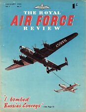 RAF REVIEW JAN 52 DOWNLOAD: THE LUFTWAFFE/ CANAL ZONE REPORT/ GA-5 DOUBLE DELTA