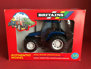 1996 Britains 1/32 3rd Issue New Holland 6635 Tractor No9487 MIB