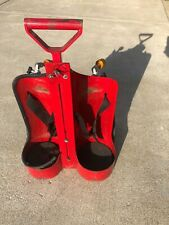 Used Scott Fire Air Cart, 4 Outlet