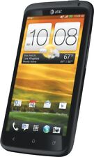 HTC One X - AT&T GSM Unlocked - 4g LTE -16GB Android Smartphone Black. Excellent