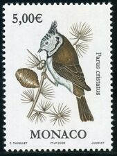 STAMP / TIMBRE  MONACO N° 2326 ** FAUNE / OISEAUX / MESANGE HUPPEE COTE 15 €