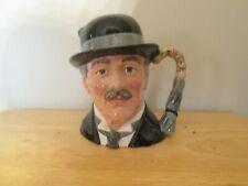 D6815 Toby Jug City Gent Collectors Condition