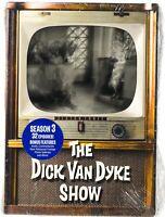 The Dick Van Dyke Show - Season 3 (DVD, 2004, 5-Disc Set) NEW Sealed