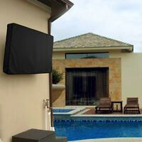 """Waterproof Television Cover Outdoor TV LCD LED Protector Bag Case 30-58"""" Protect"""