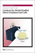 Catalysts for Alcohol-Fuelled Direct Oxidation Fuel Cells