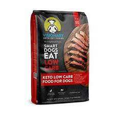 New listing Premium Visionary Pet - Keto Dog Food | Low Carb Kibble | High Protein | 3.5 lbs