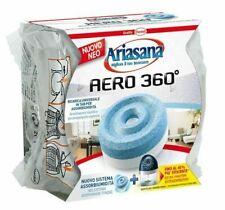 ARIASANA 1680991 Ricarica Tab Antiodore per ARIASANA Aero 360 450g - Blu