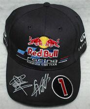Sebastian Vettel Signed Red Bull F1 2011 with the number 1 Cap