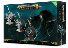 WARHAMMER AGE OF SIGMAR NIGHTHAUNT + PAINT SET FACTORY SEALED NEW
