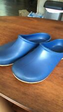 Sloggers Garden/Yard Shoes Size 7 Blue.   Q180