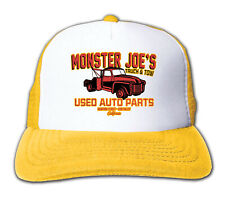 Monster Joes Snapback Hat Vintage Retro Trucker Cap - Tarantino Pulp Fiction